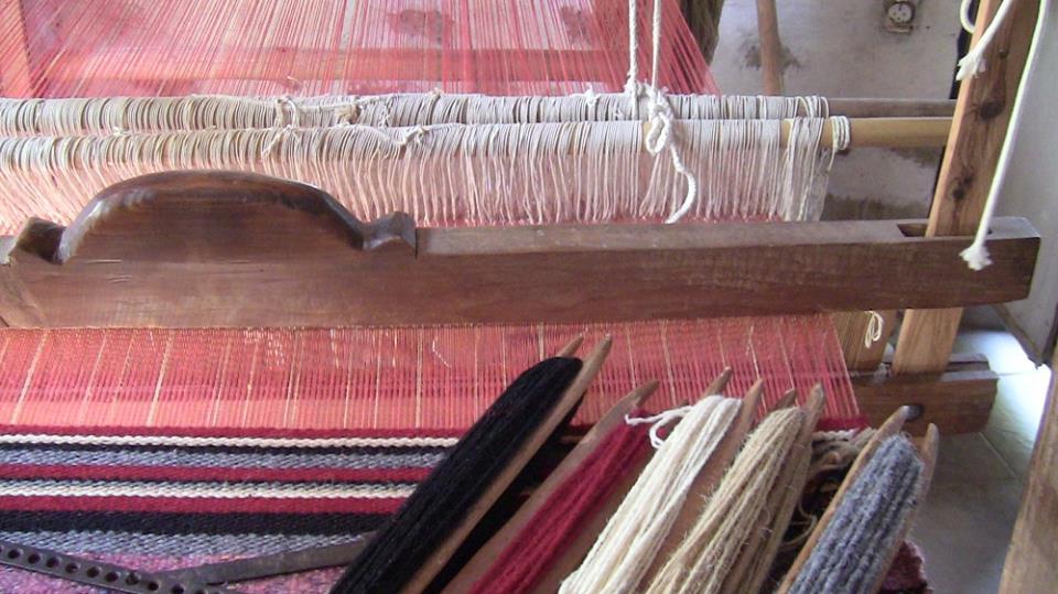 Σεμινάριο Αργαλειού Hands on the loom – στο ΠKB